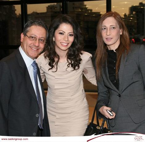 عاكوم توقّع كتابها المدير الموقت في المصارف المتعثرة في القانونين اللبناني والفرنسي