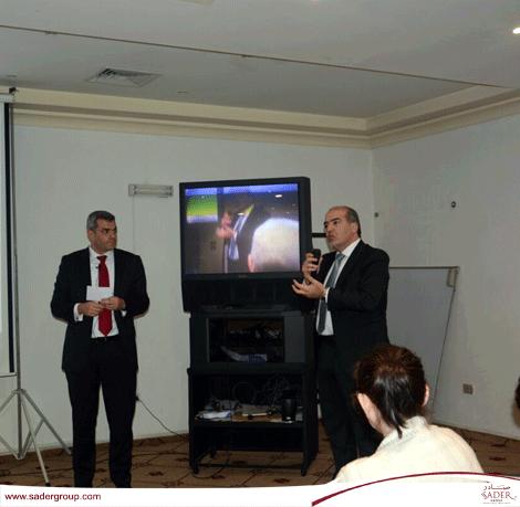 محاضرة عن البوابة القانونيّة الضرائبية والماليّة لنقابة خبراء المحاسبين المجازين في لبنان