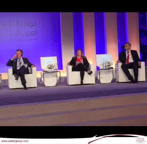مكافحة القرصنة الرقمية في مؤتمر الناشرين العرب الثالث