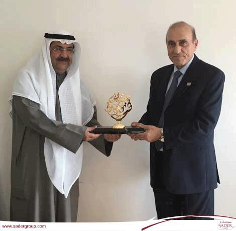 حفل الإطلاق التجريبي الداخلي لتشغيل نظام البوابة القانونيّة لإدارة الفتوى والتشريع في دولة الكويت