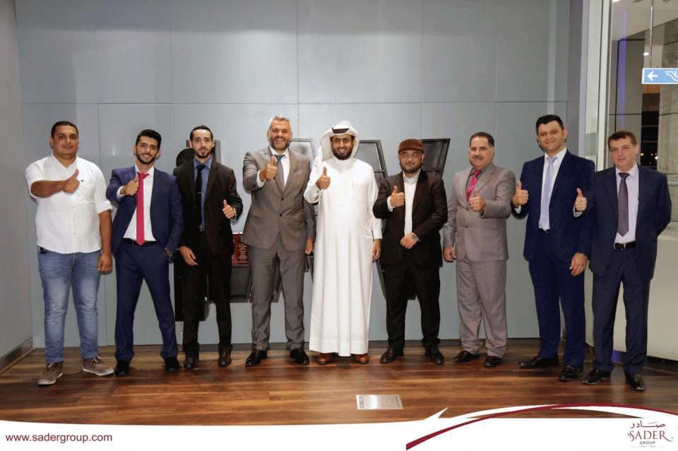 """تعاون في مجال التدريب القانوني بين """"صادر"""" و""""الحوسني"""" في الامارات العربية المتحدة"""