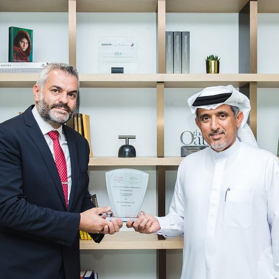 توقيع مذكرة تفاهم بين مكتب أحمد بن هزيم وشركاه للمحاماة وصادر ليغال ببلشينغ بهدف تعزيز إمكانية الوصول إلى المعلومات القانونية في دولة الإمارات العربية المتحدة